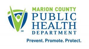 Marion county public health department logo