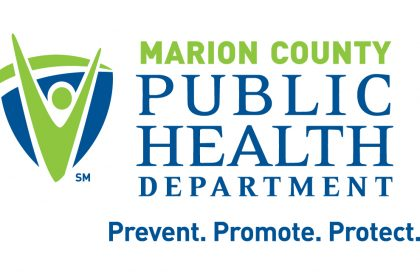 Marion county public health department logo