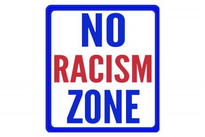 No Racism Zone