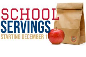 School Serving Dec1