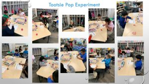 Tootsie Pop Experiment -- How many licks does it take to get to the center?
